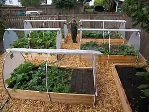 Construire Potager Surélevé : 1001 id es jardinage pinterest ~ Melissatoandfro.com Idées de Décoration