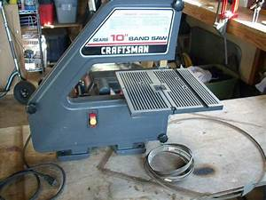 Craftsman 10 Inch Table Saw Model 113