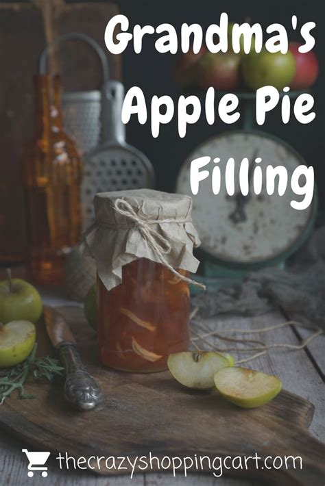 These fried apple pies are a mcdonald's copycat recipe that feature a homemade apple pie filling encased in pastry and deep fried to flaky perfection. World's Best Canned Apple Pie Filling | Canned apple pie ...