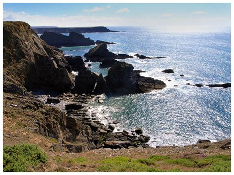 costal landscape coastal landscapes a photo from pembrokeshire wales trekearth
