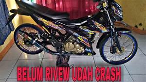 Satria Fu Fi Gue Crash