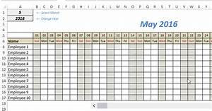 Vacation Budget Spreadsheet Template Employee Vacation Tracker Template Samplebusinessresume