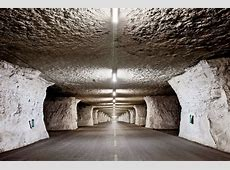 Behold SubTropolis The Underground City Located In An