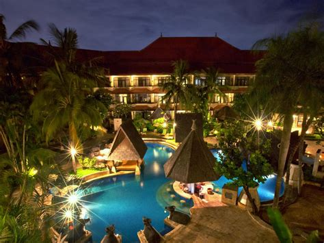 The Tanjung Benoa Beach Resort, Nusa Dua, Indonesia