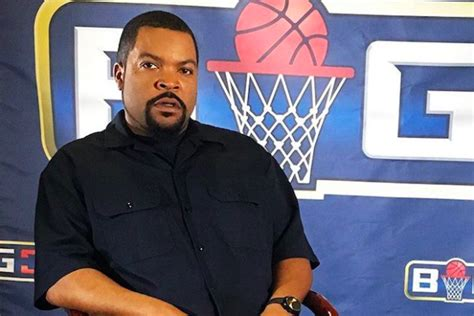 rap star  big  founder ice cube sports byline usa
