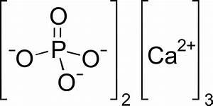 Phosphate De Calcium  U2014 Wikip U00e9dia