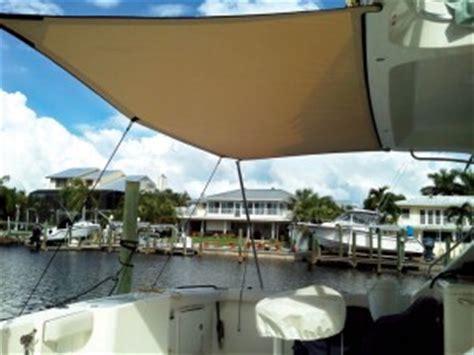 boat sunshades chicago marine canvas custom boat covers