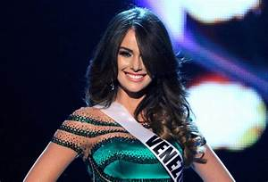 VIDEO: Miss Venezuela's awkward answer - NY Daily News