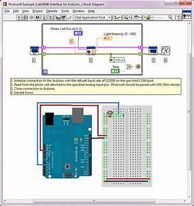 Arduino Example  Photocell Read - Ni Community