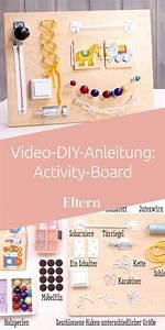 Activity Spielzeug Baby : f r babys und kleinkinder activity board selber machen ~ A.2002-acura-tl-radio.info Haus und Dekorationen