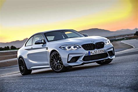 The 2019 Bmw M2 Competition Is Basically A Baby M3