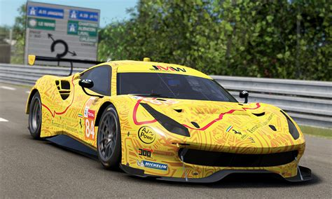 Holding the 24 hours of le mans behind closed doors for the second year running is unthinkable, espacially with the introduction of the. JMW Launches 24H Le Mans Camo Design - Sportscar365