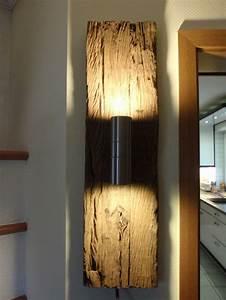 Wandlampe Selber Bauen : die besten 25 lampen aus holz ideen auf pinterest www ~ Lizthompson.info Haus und Dekorationen