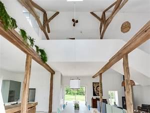 avant apres nouvelle vie pour une longere abandonnee With amenagement exterieur terrasse maison 10 avant apras une nouvelle veranda pour rajeunir la maison
