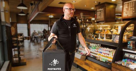 postmates  demand delivery   partner
