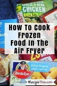 Deep Fat Frying Temperature Chart How To Cook Frozen Onion Rings In The Air Fryer Recipe