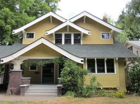 Craftsman Style Paint Colors Exterior, Ranch Style Homes