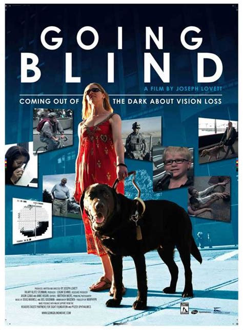 how to if your going blind going blind posters from poster shop