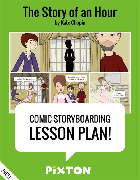lesson plan  story   hour  kate chopin