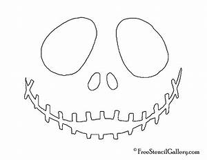 jack skellington stencils online calendar templates With jack skellington face template