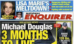 National Enquirer owner files for bankruptcy protection ...