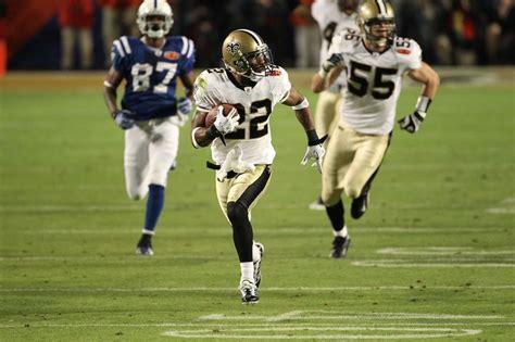 Super Bowl Xxxiv New Orleans Saints V Indianapolis Colts