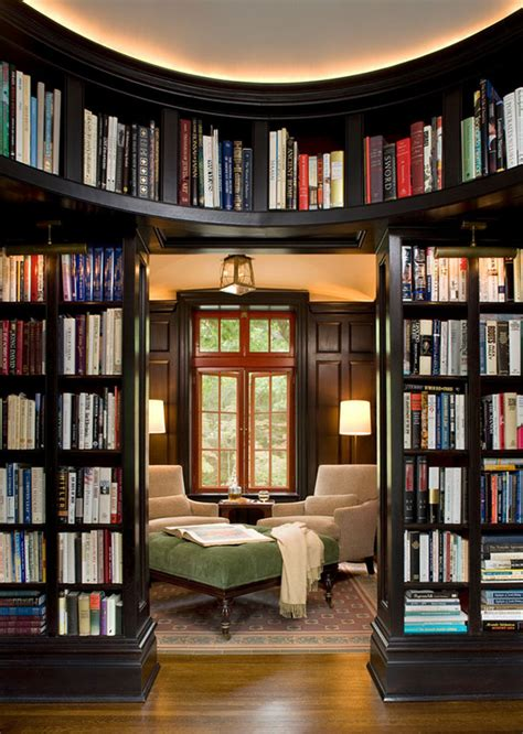 home design books home library designs and decors