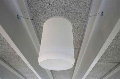 tannoy ocv  architectural pendant speaker review