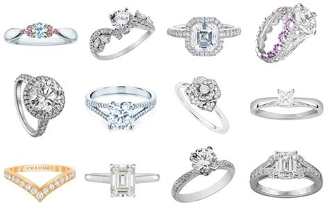 choose a ring shapes and styles for you engagement rings