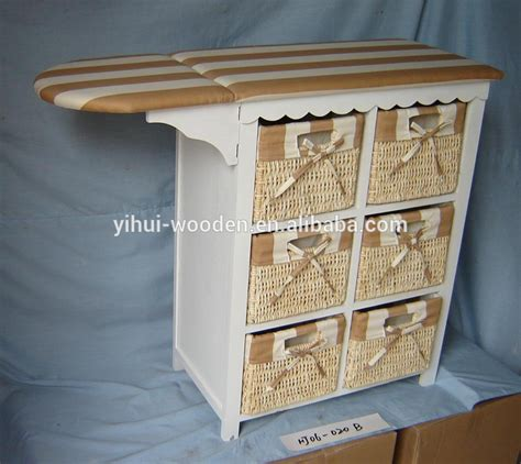 ironing board cabinet with storage wooden cabinet multi drawer wooden storage cabinets with