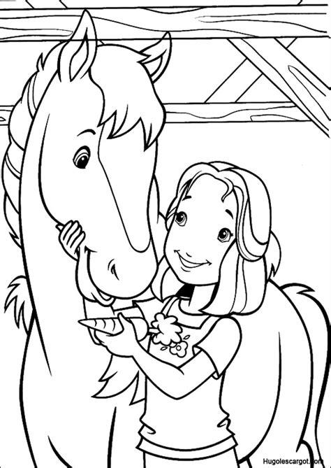 Dieren Kleurplaten Paarden by Kleurplaat Paard Thema Paarden Kleurplaten Voor