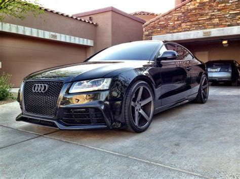 Sell Used 2008 Audi S5 (highly Modified W/ Rare Rs5 Look