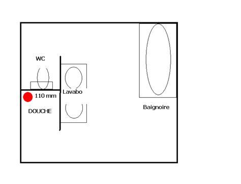tuyauterie salle de bain 16 evacuation wc baignoire et lavabo sur m234me tuyau evtod