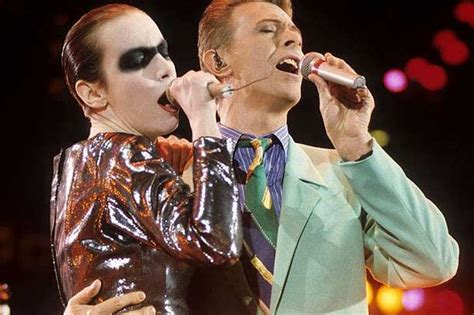 Listen To Freddie Mercury And David Bowie Sing Under