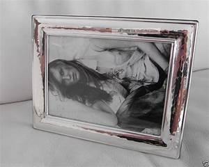 Bilderrahmen 13x18 Silber : massiver sterling silber 925 bilderrahmen 13x18 silberrahmen crepe ~ Frokenaadalensverden.com Haus und Dekorationen