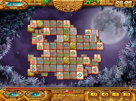foto de Mahjongg: Ancient Mayas Mahjong Games Free