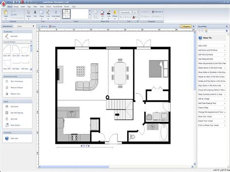 floor layout free draw house floor plans