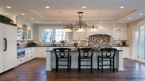 Kitchen Tray Ceiling Designs Ideas