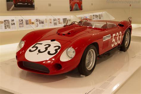 Maserati V12 by Maserati 350s V12 S N 3503 Museo Casa Enzo High