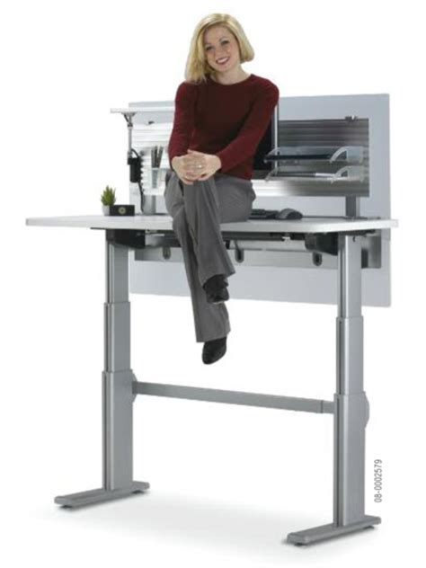 vl2 series standing desk standing desk shootout steelcase airtouch height