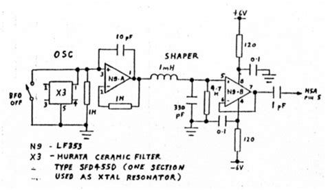 Vlf Receiver Khz With Resistance Tuning