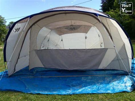 toile de tente 2 chambres photo 2 annonce tente quechua 6 places 2 chambres 1 séjour