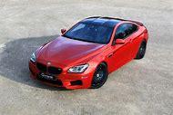 2013 BMW M6 G-Power