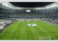 Vodafone Arena Besiktas Istanbul The Stadium Guide