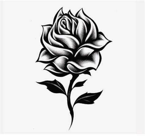 usugrow tattoo reference tribal tattoos rose art art clipart