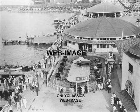 Boat Rides On Lake Minnetonka Mn by 1920s Excelsior Amusement Park Lake Minnetonka Mn Photo