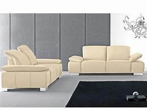 Sofa Garnitur 2 Teilig : sofa garnitur 2 teilig haus ideen ~ Whattoseeinmadrid.com Haus und Dekorationen