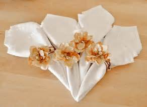 wedding napkin rings picture of creative napkin rings ideas as pretty wedding table decor adornment