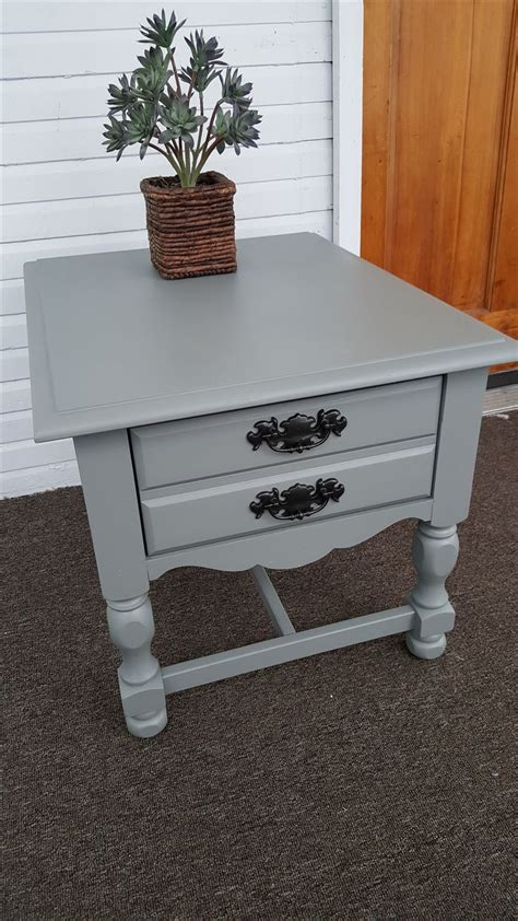 Best 25+ Refinished End Tables Ideas On Pinterest