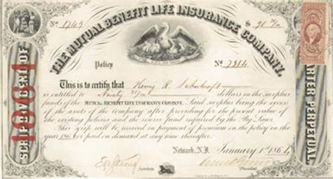 collectible mutual benefit life insurance co